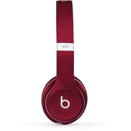 Beats by Dr. Dre Solo 2 Rojo