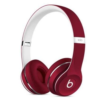 Beats by Dr. Dre Solo 2 Luxe Edition Rojo
