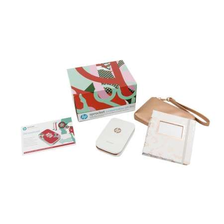 HP Sprocket Zink Blanca Limited Edition