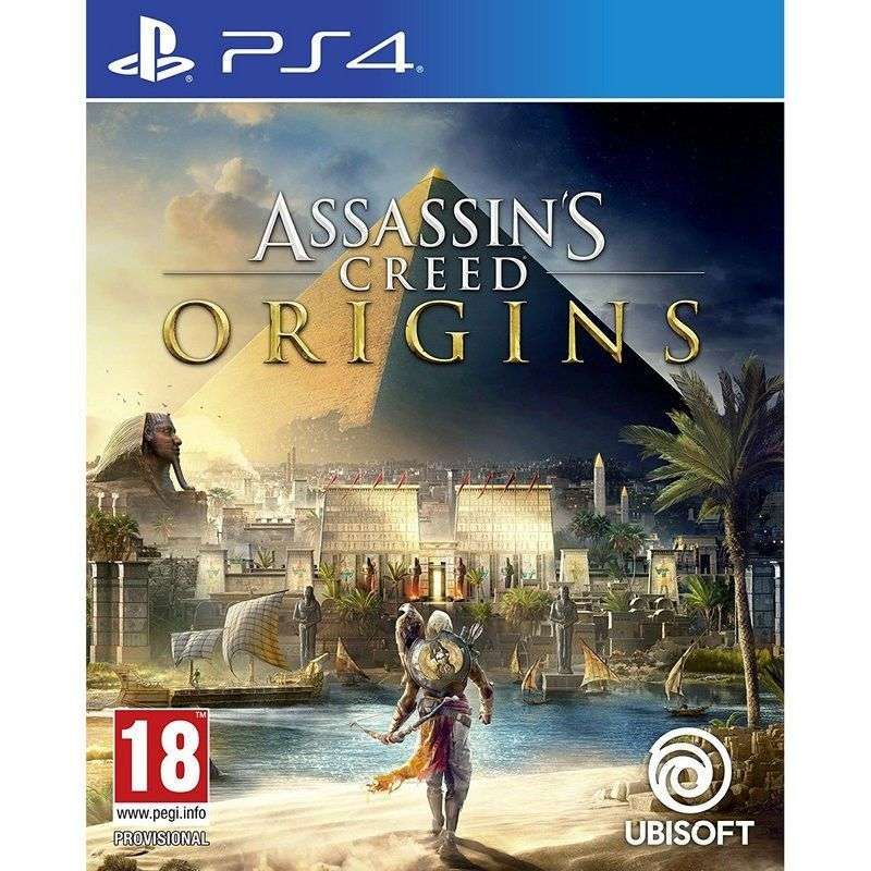 Assassin´s Creed Origins PS4