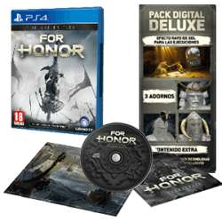 For Honor (Deluxe Edition) PS4