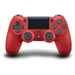 Sony PS4 Dual Shock 4 V2 Magma Red