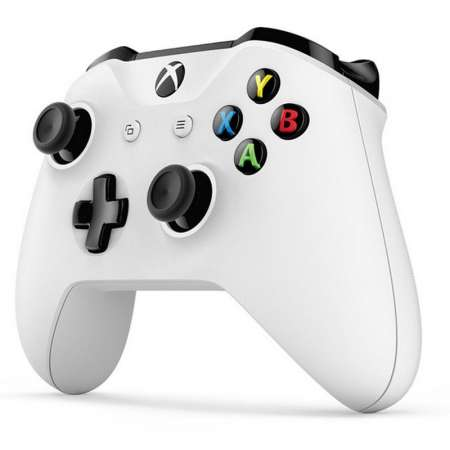 Microsoft Xbox One Gamepad Inalámbrico Blanco V2