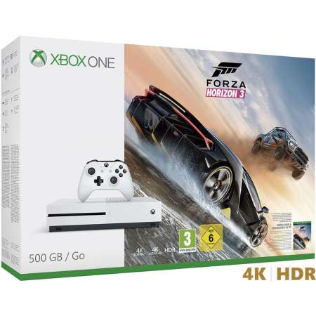 Microsoft Xbox One S 1TB + Forza Horizon 3