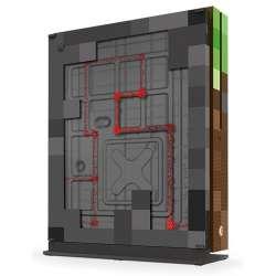 Microsoft Xbox One S 1TB + Minecraft Edición Limitada