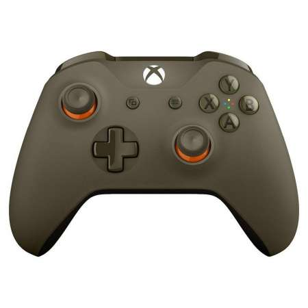 Microsoft Xbox One Gamepad Inalámbrico Verde/Naranja