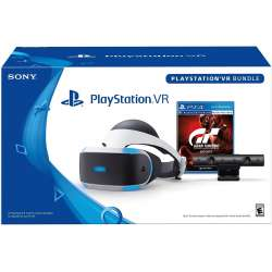 Pack Playstation VR + Playstation Camera + Gran Turismo Sport