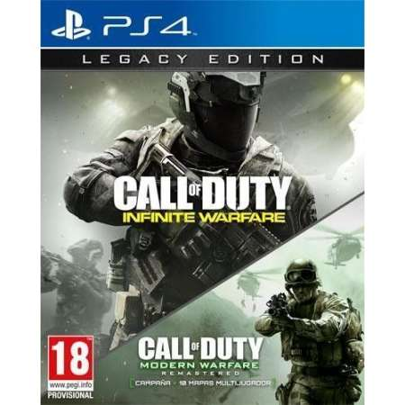 Call Of Duty Inifinite Warfare Legacy Edition PS4