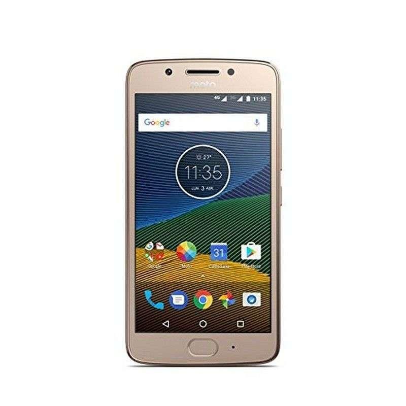 Motorola Moto G5 3GB/16GB Gold