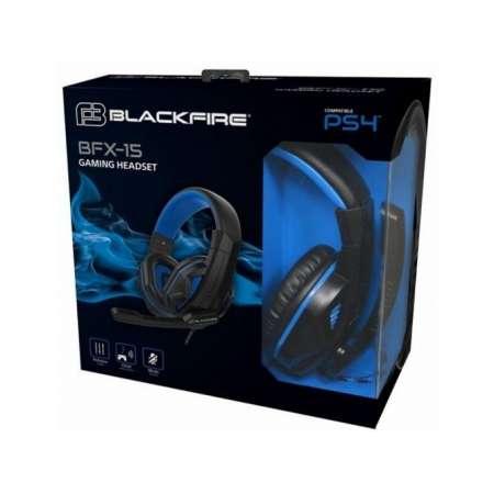 Auriculares PS4 Blackfire BFX-15
