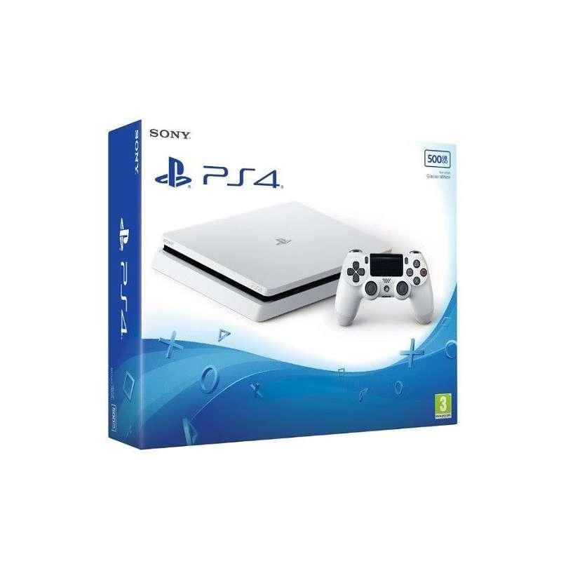 Sony PlayStation 4 Slim 500GB Has sido Tu Blanco
