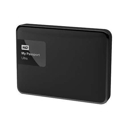 "WD My Passport Ultra 1.5TB 2.5"" USB 3.0 Negro"