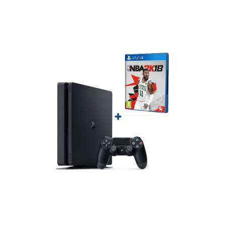 Sony Playstation 4 Slim 500Gb + Gran Turismo Sport