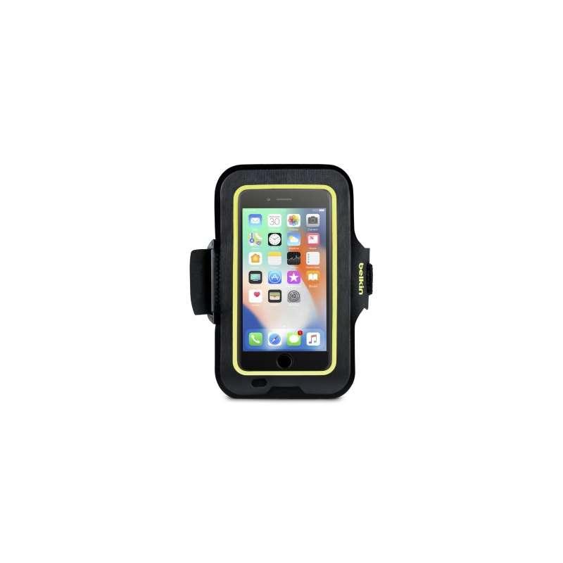 92dae712a12 Brazalete deportivo Belkin Sport-Fit para Iphone 8/7/6/6s Negro ...