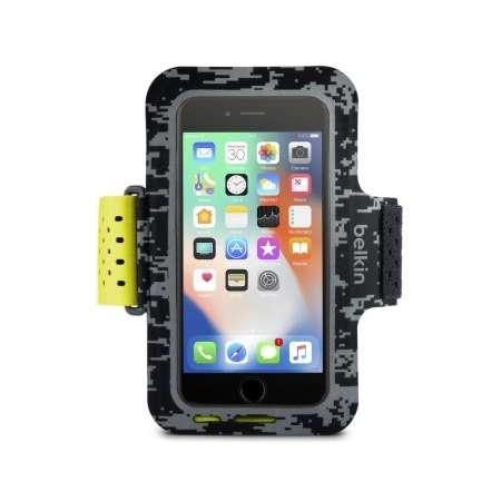 Brazalete deportivo Belkin Sport-Fit Pro para iPhone 8/7/6/6s