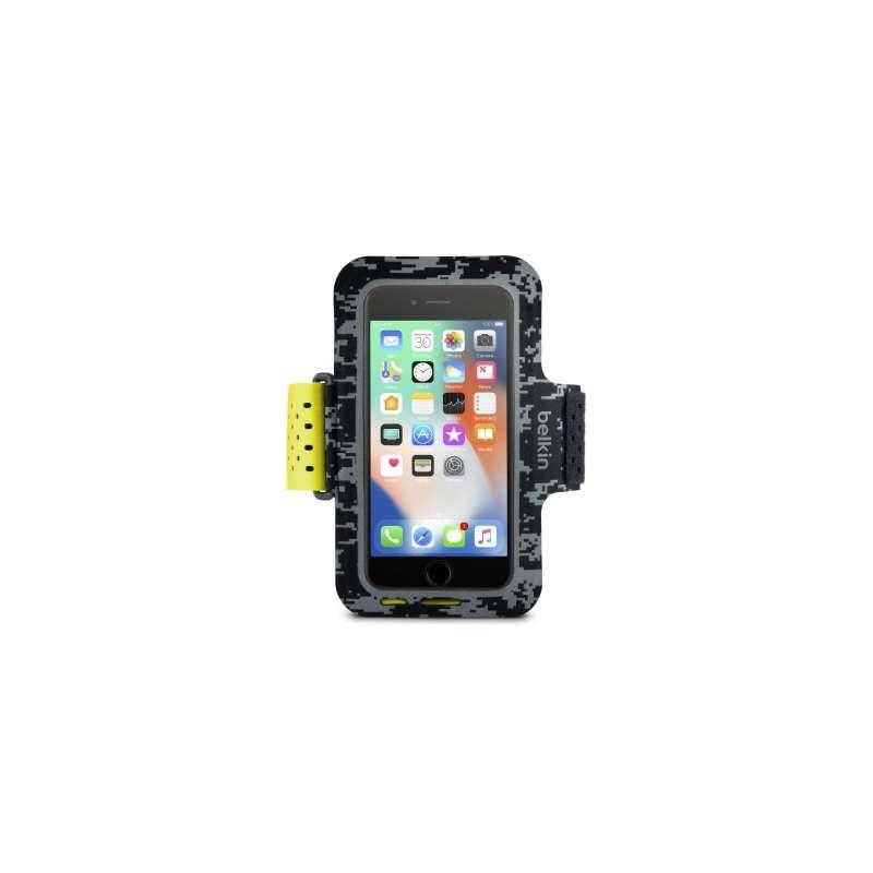 de7659f7580 Brazalete deportivo Belkin Sport-Fit Pro para iPhone 8 Plus / 7 Plus / 6s