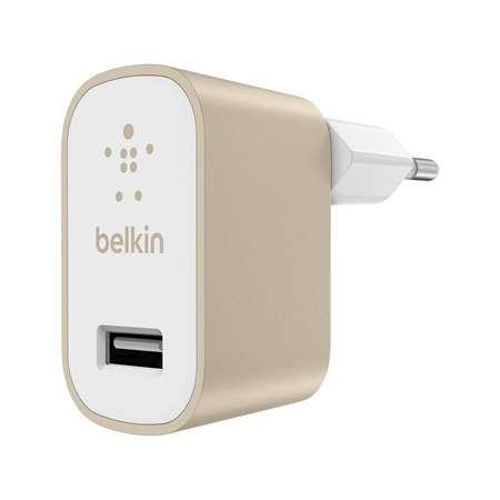 Cargador de casa Belkin mixit 4A Dorado