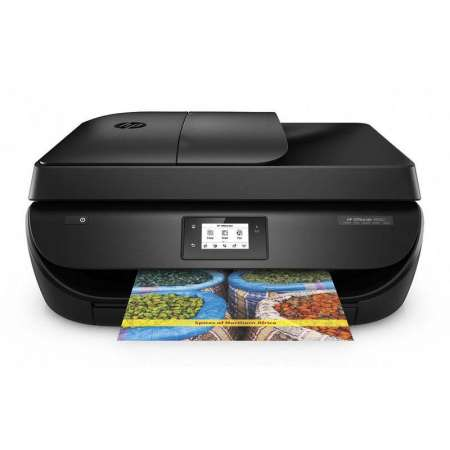 HP OfficeJet 4657 AiO Multifunción Color Wifi