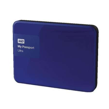 "WD My Passport Ultra 1TB 2.5"" USB 3.0 Azul"