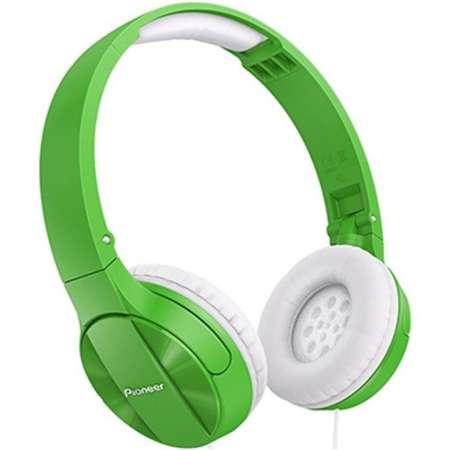 Pioneer SE-MJ503 Auriculares Verde