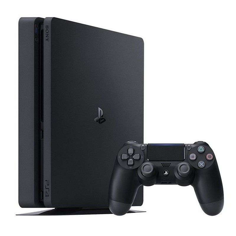 Sony PlayStation 4 Slim 500GB + ¡Has sido Tú!