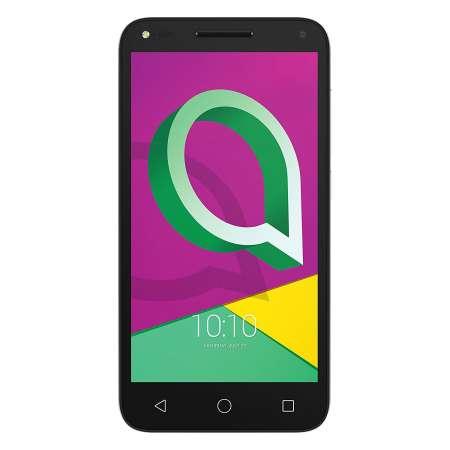 Alcatel U5 Premium Edition 16GB 3G Dual Sim Negro