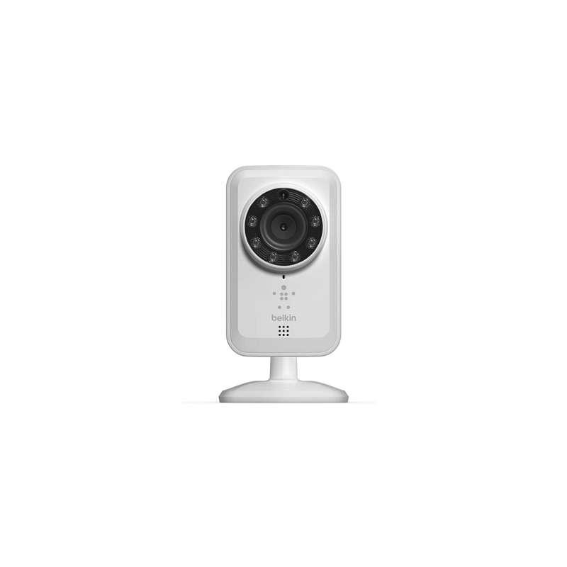 Cámara Wi-Fi Belkin NetCam con visión nocturna