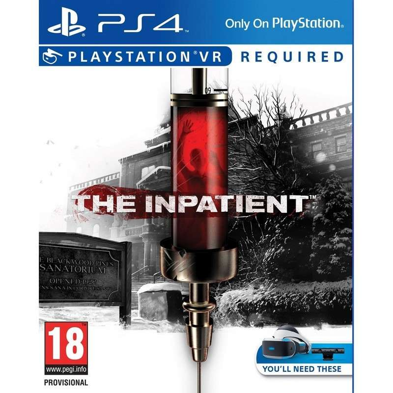 The Inpatient VR PS4