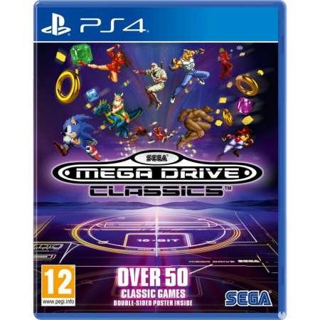 Sega MegaDrive Classics PS4