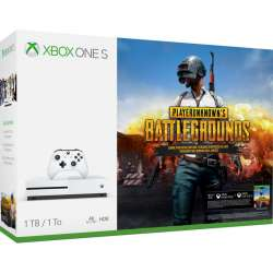 Consola Xbox One S 1TB + PlayerUnknowns Battlegrounds