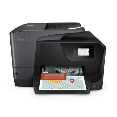 HP Officejet Pro 8715 Multifunción Color Wifi