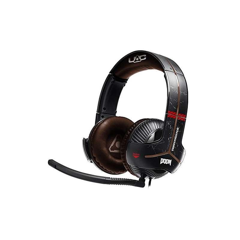 Auriculares Thrustmaster Y350X Doom Edition