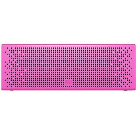 Xiaomi Mi Bluetooth Altavoz Bluetooth Rosa