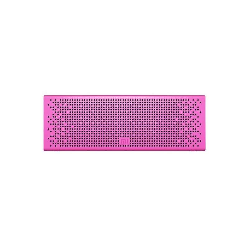 Xiaomi Mi Bluetooth Altavoz Bluetooth Rosa