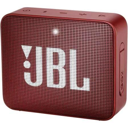 JBL Go 2 Rojo