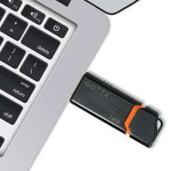 Memoria USB Gotta Retractable 8Gb 2.0