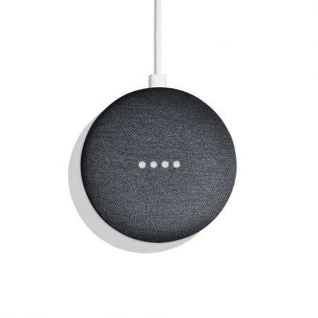Google Home Mini Carbón
