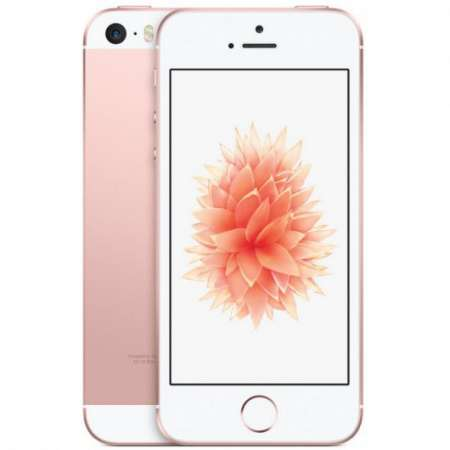Apple iPhone SE 16GB Dorado Rosa