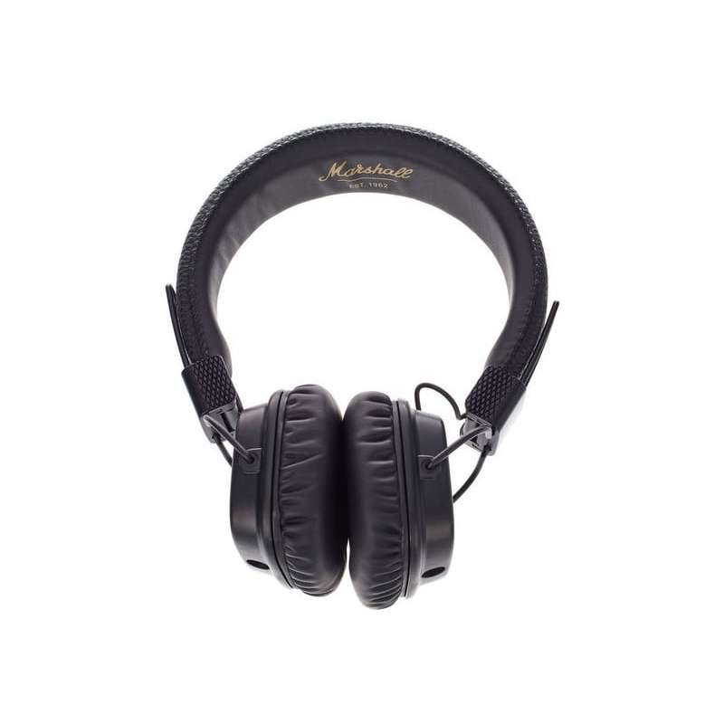 Auriculares Marshall Major II Negro