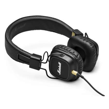 Auriculares Marshall Major II Negro