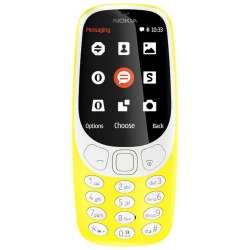 Nokia 3310 Dual Sim Amarillo