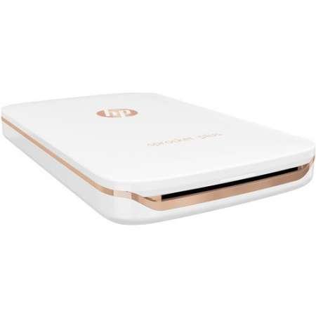 Impresora fotográfica HP Sprocket Plus Blanca