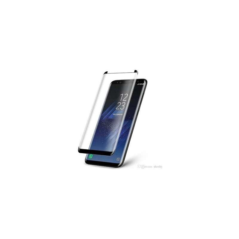 Vidrio Templado Samsung Galaxy Note 8 Negro