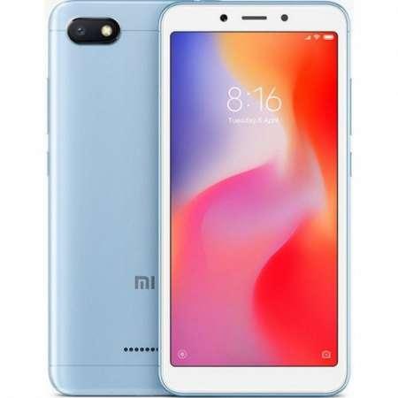 Xiaomi Redmi 6A 2/16GB Dual Sim Azul