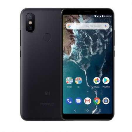 Xiaomi Mi A2 4/64GB Dual Sim Negro