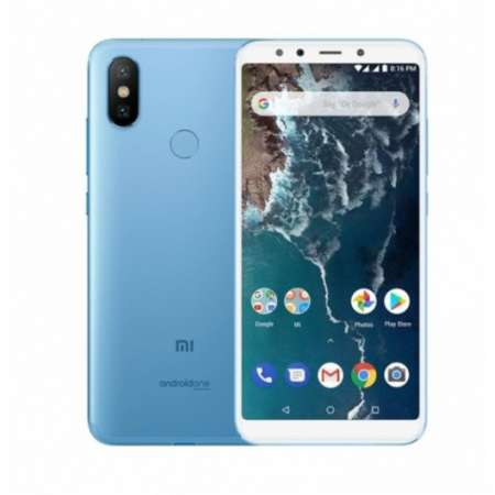 Xiaomi Mi A2 4/64GB Dual Sim Azul