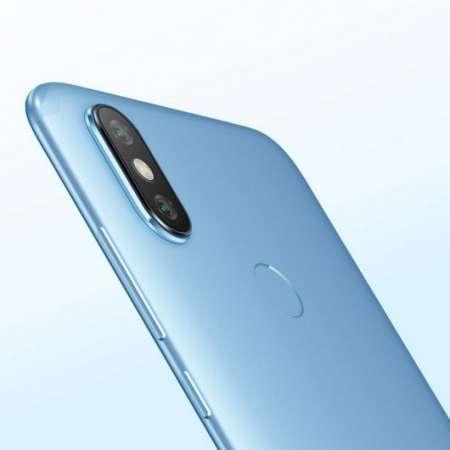 Xiaomi Mi A2 4GB/64GB 4G Dual Sim Azul