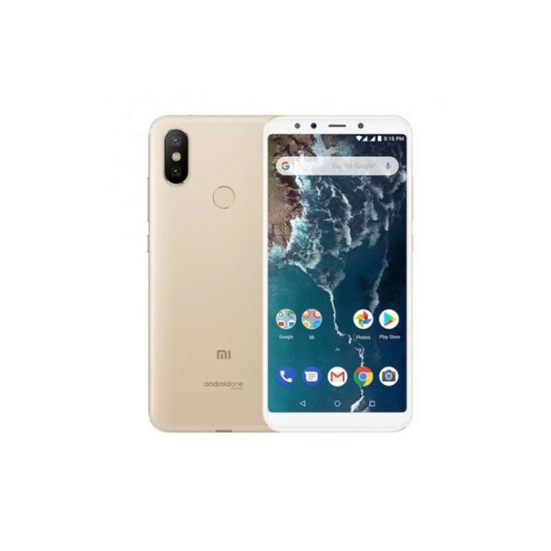 Xiaomi Mi A2 4GB/64GB 4G Dual Sim Dorado