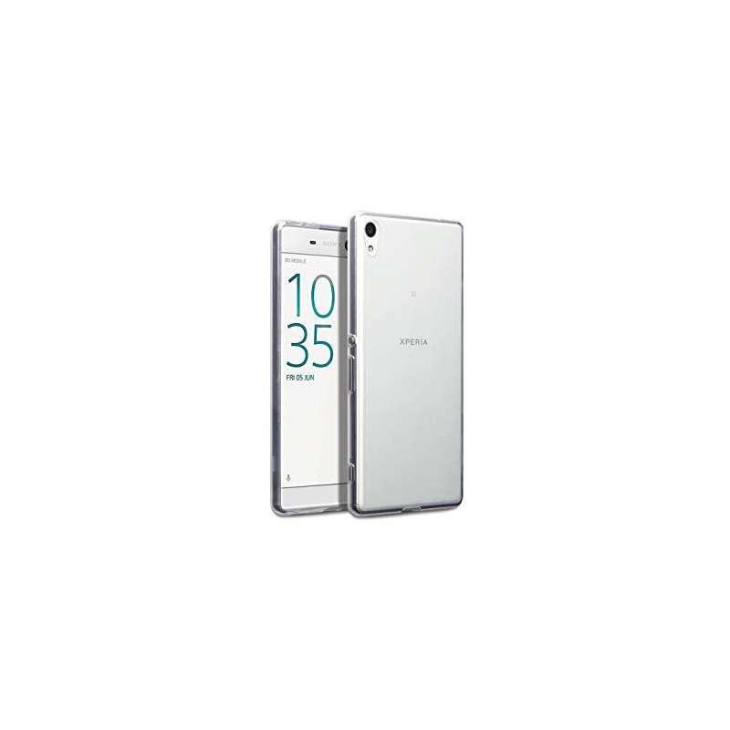 Funda Silicona Sony Xperia XA Ultra Transparente