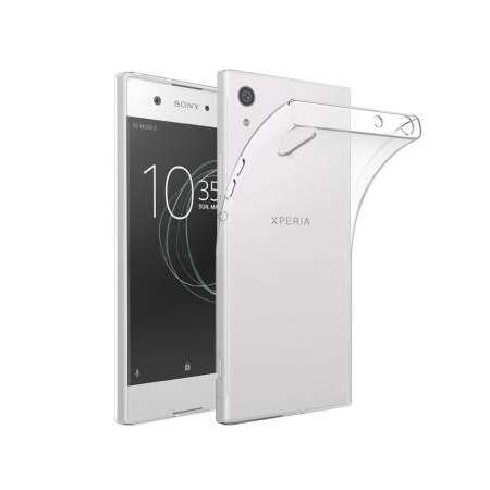 Funda Silicona Sony Xperia XA1 Ultra Transparente